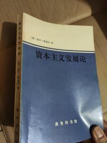 资本主义发展论——马克思主义政治经济学原理