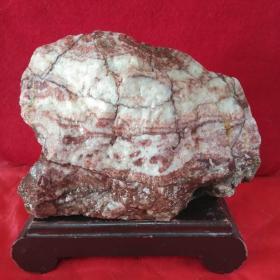 奇石摆件石肉石纯天然无任何加工,尺寸16✘12。没有底座