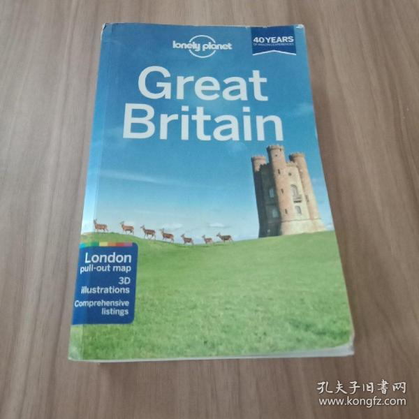 Lonely Planet Great Britain