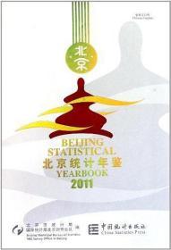 北京统计年鉴. 2011 : 汉英对照