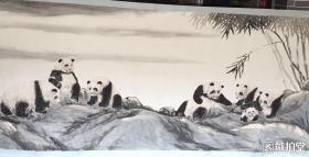 方楚雄      纯手绘       国画     (卖家包邮)工艺品