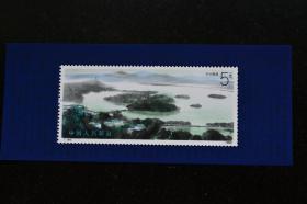 T144M 杭州西湖 邮票小型张