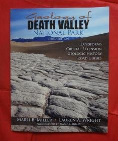 Geology of Death Valley: Landforms, Crustal Extension, Geologic History, Road Guides (英语)
