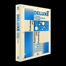 Deluxe 印刷工艺——烫金与凹凸
