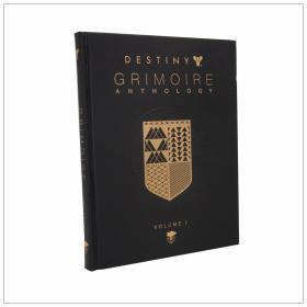 命运简史第一卷:皮革精装版黑镜(Bungie暴雪出品) Destiny Grimoire Anthology - Dark Mirror(Volume 1)游戏攻略