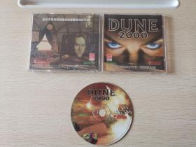 正版现货 电脑游戏光盘 DUNE 2000 沙丘2000