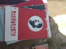 伟大的领袖毛主席万岁
