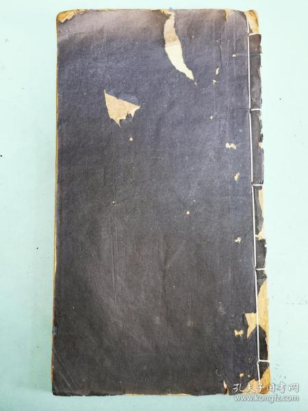 大清嘉慶十三年歲次戊辰時憲書——高麗本,開本碩大
