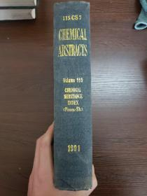 CHEMICAL ABSTRACTS Vol.115 CHEMICAL SUBSTANCE INDEX(Prom-Sh)