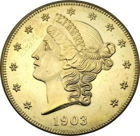 美国硬币1903年硬币