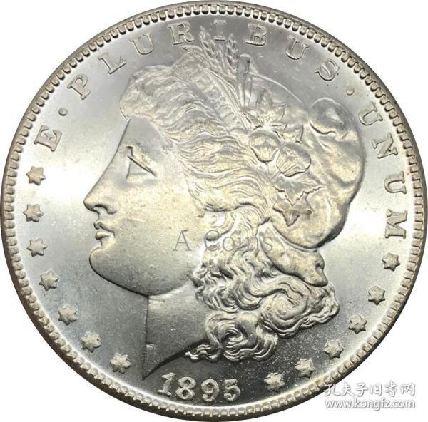 美国1895年硬币