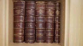 圣彼得堡梵德大辞典  Sanskrit Wörterbuch 梵文字典  完整七卷附补遗(Nachträge)