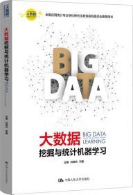 大数据挖掘与统计机器学习(大数据分析统计应用丛书)