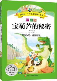 语文新课标 小学生必读丛书 无障碍阅读 彩绘注音版:宝葫芦的秘密