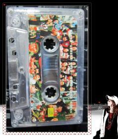 【磁带】摇滚苍蝇乐队 嚎叫唱片专辑