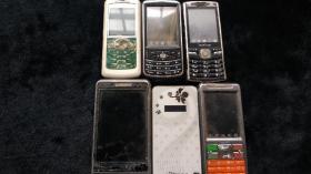 老手机六部合售天宇,大显,CECT