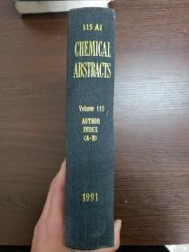 CHEMICAL ABSTRACTS Vol.115 AUTHOR INDEX(A-H)