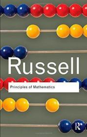 数学原理 罗素 英文原版 Principles of Mathematics Routledge