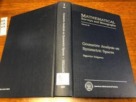 Geometric analysis on Symmetric Spaces