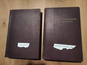 俄文版《进出口辞典》,国际贸易条款,测量单位等,1954年版