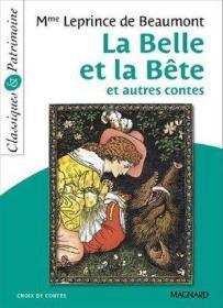 【法国法文版】美女与野兽 法文原版 La Belle et la Bête 法文文学