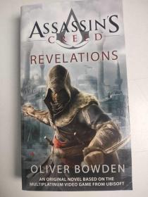 Assassins Creed: Revelations 刺客信条:启示 正版特价英文小说