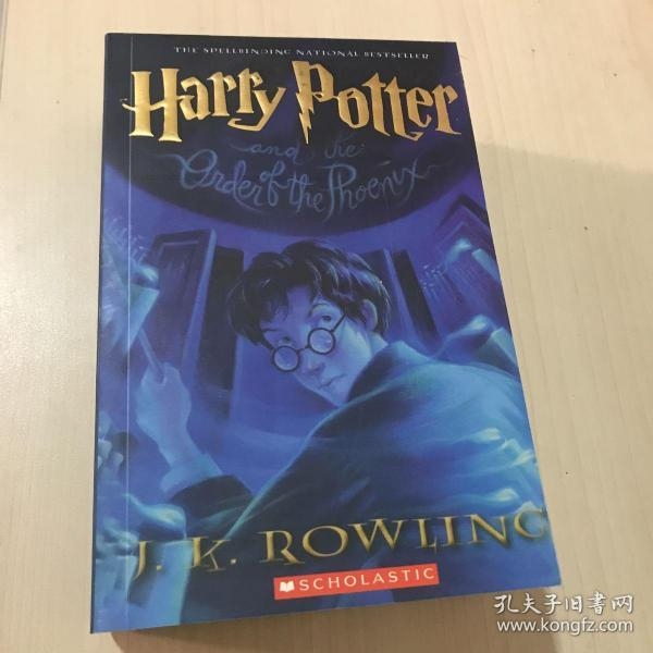 Harry Potter and the Order of the Phoenix  哈利波特与凤凰社