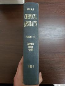 CHEMICAL ABSTRACTS Vol.114 AUTHOR INDEX(A-H)