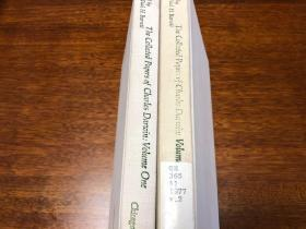 The Collected papers of Charles Darwin 两册