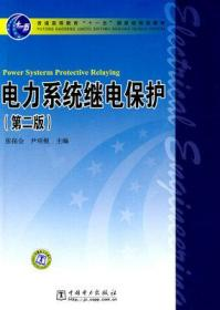 电力系统继电保护 第二版 张保会 中国电力9787508399287