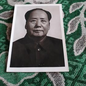 毛主席标准像照片