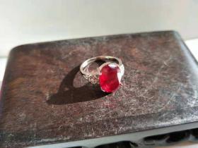 红宝石 戒指