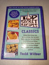 TOP SECRET RECIPES(英文原版)