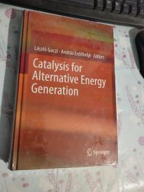 catalysis for alternative energy generation【轻微磕碰】