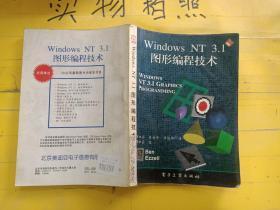 Windows NT 3.1图形编程技术
