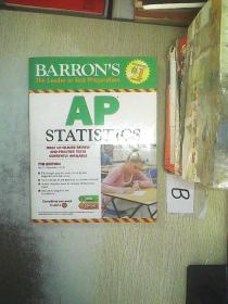 Barron's AP Statistics, 7th Edition