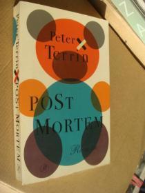 Peter Terrin: POST MORTEM 荷兰语原版20开 品好近新