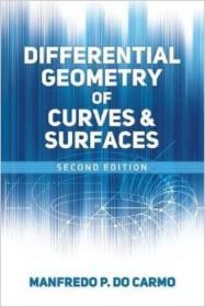 Differential Geometry of Curves and Surfaces  Se