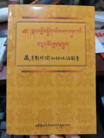 藏汉对照瑜伽师地论辞汇