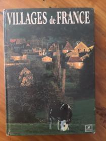 V8LLAGESdeFRANCE 法国庄园 外文原版人文风景建筑