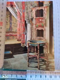 明信片:故宫——储秀宫一角 1张