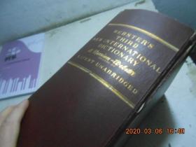新韦氏国际英语大辞典【第三版】