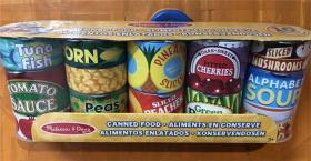 尾单 游戏盒子 canned food aliments en conserve alimentos enlatados konservendosen 10个