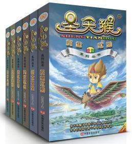 儿童文学--圣天猴:长空霹雳