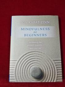 MINDFULNESS for BEGINNERS 精装大32开