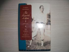 he Harold Letters, 1928-1943 : The Making of an American Intellectual, 1928-1943 精装本!【551】