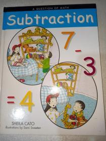 A QUESTION OF MATH  Subtraction
