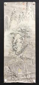 日本回流字画 1587      包邮