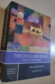 英文原版  经典版本  两册全The English Bible, King James Version