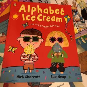 Alphabet Ice Cream: A fantastic fun-filled ABC